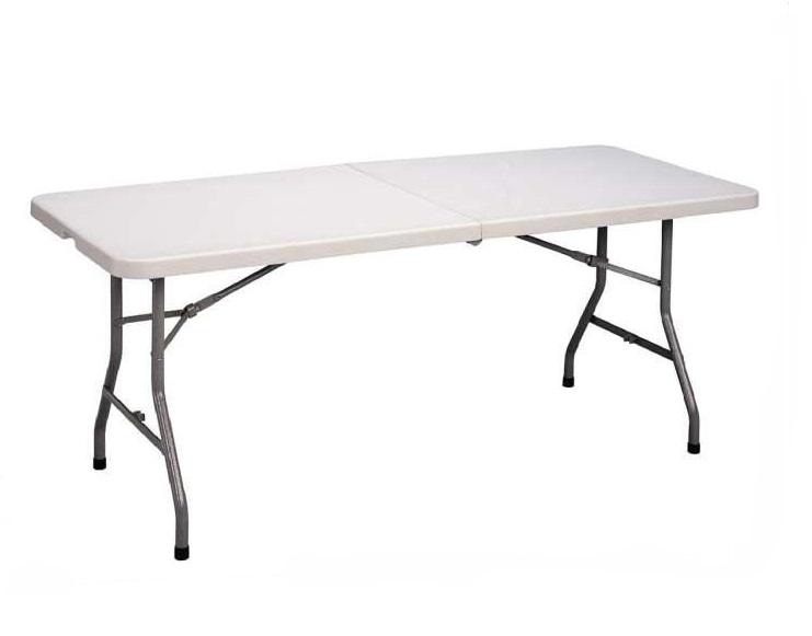 Catering table  183cm X 0.75cm- 20 GEL.